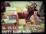 HAPPY BOOK WEEK 16. - 20.12. 2013